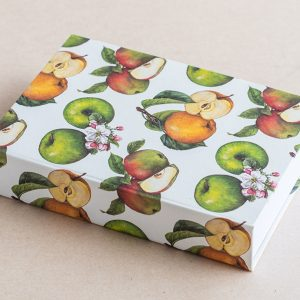 Jotter pad apples