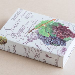 Jotter pad wine labels