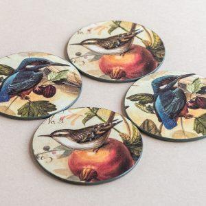 coasters birds