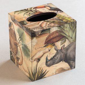Tissue Box Cover Animals (Bomo Design)