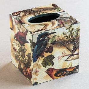 Tissue Box Cover Birds (Bomo Design)