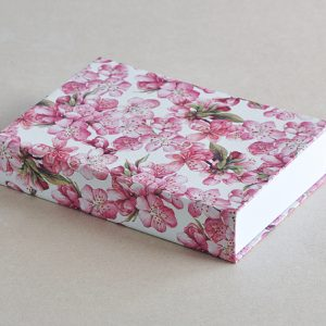 Jotter pad pink blossom