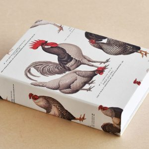 Jotter pad roosters
