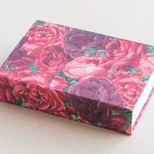 Jotter pad roses blush