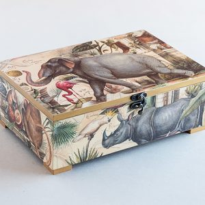 Memory Box Animals (Bomo Design)