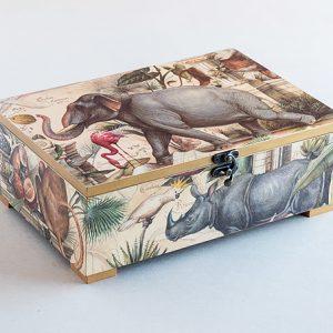 Memory Box Animals