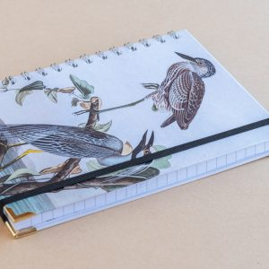 Notebook Lined A5 storks