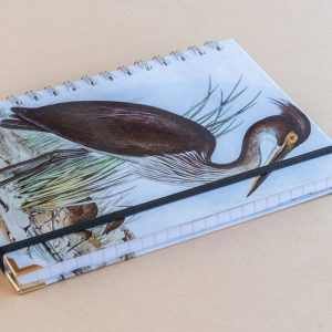 Notebook Lined A5 stork