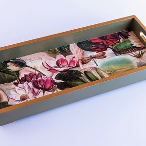 Sandwich Tray Lillies