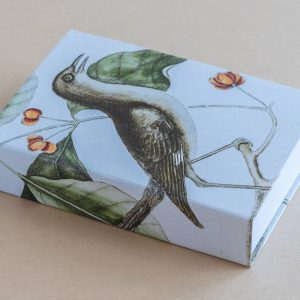 Jotter pad bird berries