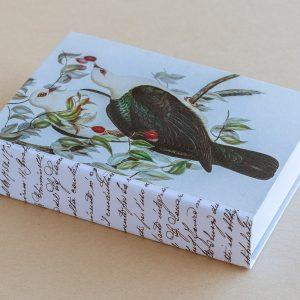 Jotter pad bird pigeon