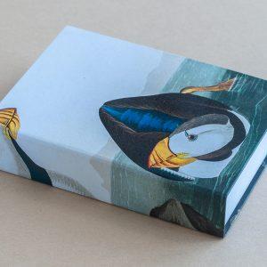 Jotter pad bird puffin