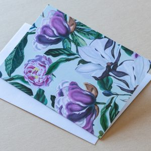 Greeting Card – Magnolia Green 01