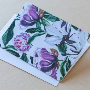 Greeting Card – Magnolia White 02