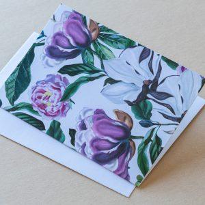 Greeting Card – Magnolia White 02