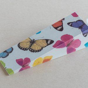 Doorstop Bright Butterflies