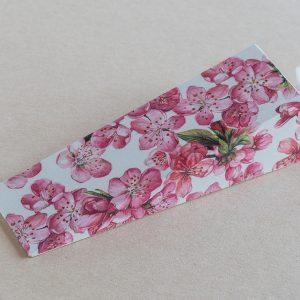 Doorstop –  Pink Blossom
