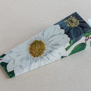 doorstop – daisies – white – blue
