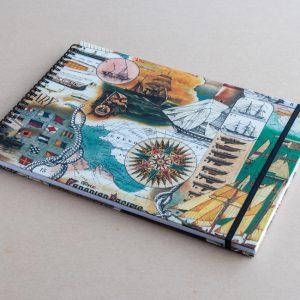 A4 sketchbook – marine – bomo