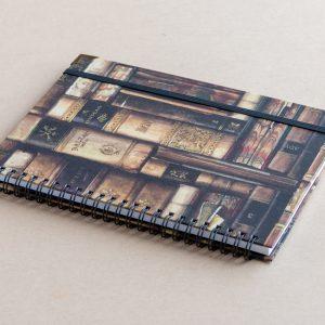 A5 notebook – books -bomo