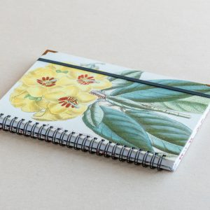 A5 notebook – yellow primrose
