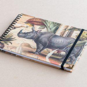 A5 sketchbook- animals – bomo