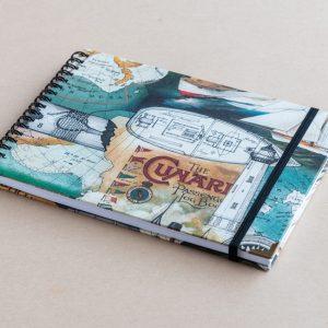 A5 sketchbook – marine – bomo
