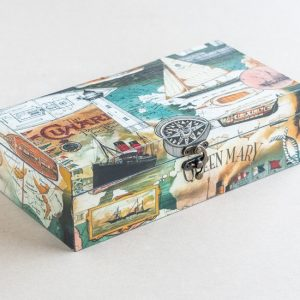 trinket – stationery box – marine – bomo