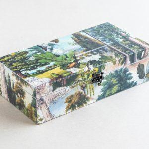 trinket stationery box – trees – bomo