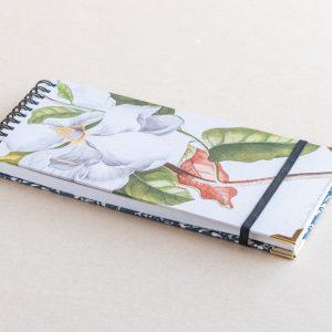 Slim notebook – Magnolia
