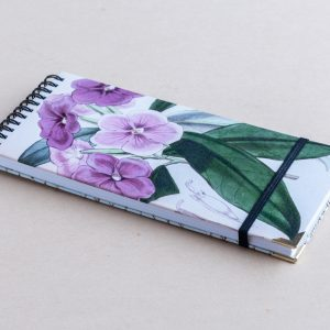Slim notebook – yesterday today tomorrow